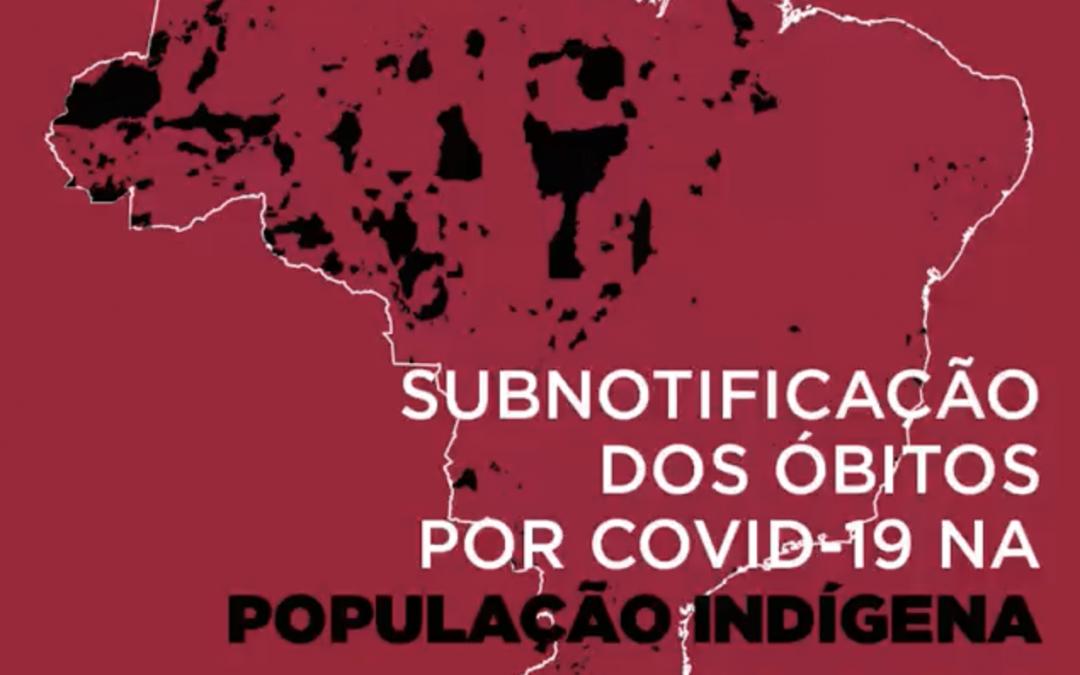 #15 Mês de abril marcou o crescimento da pandemia  entre indígenas no Brasil