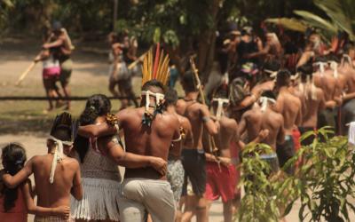 Nossa Terra: série mostra transformação socioambiental em Terras Indígenas