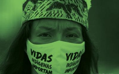 Frente Parlamentar Indígena lança guia prático sobre lei de enfrentamento à pandemia