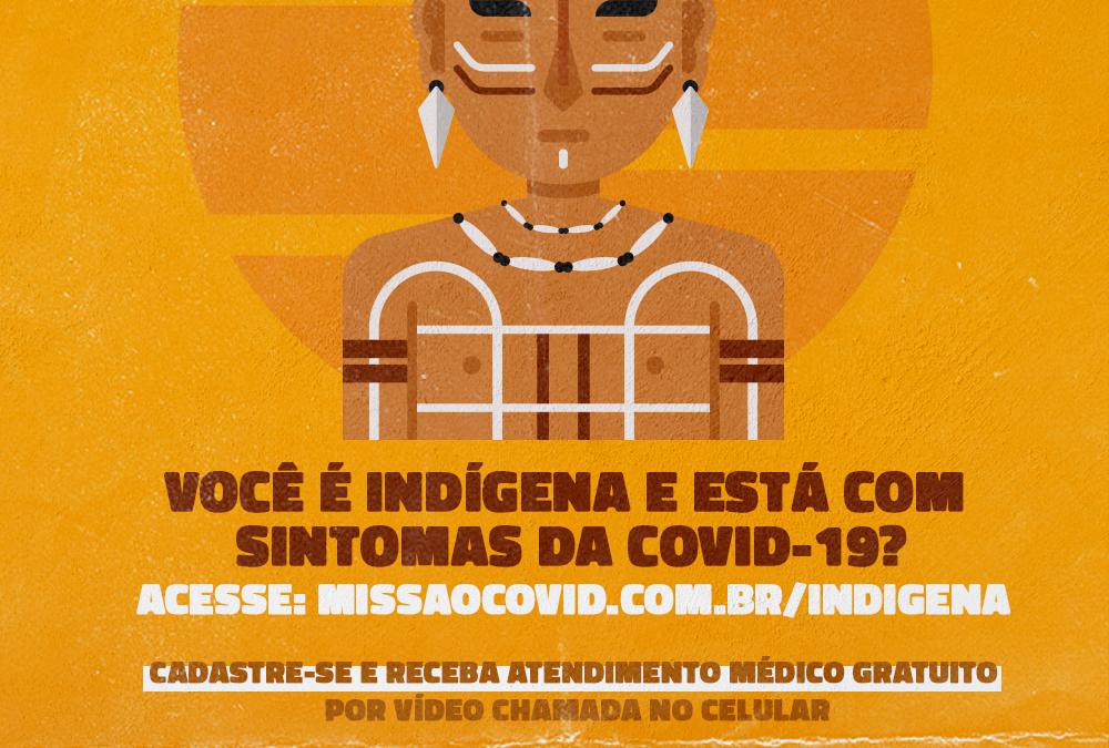 Apib fecha parceria com projeto para disponibilizar atendimento médico aos povos indígenas pela Internet
