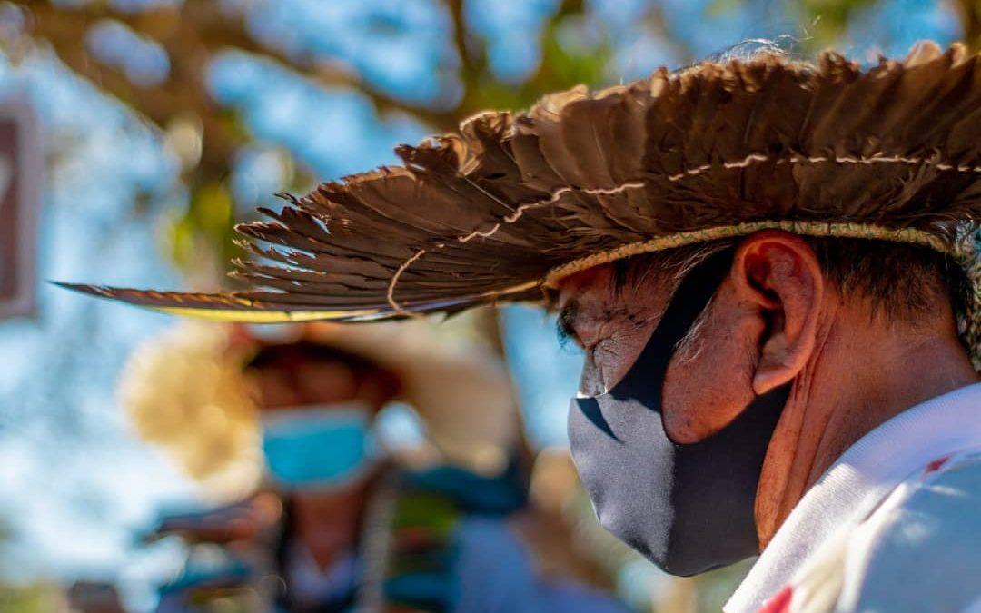 Com aumento de 580% de mortes, Sesai proíbe ajuda humanitária ao povo Terena