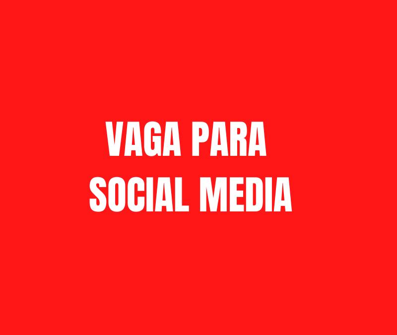 Termo de Referência – Contratação Social Media