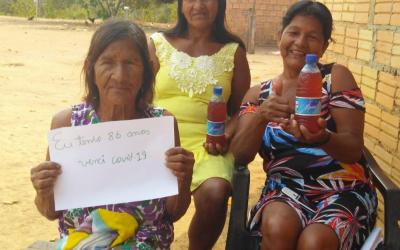 O sonho da cura: a resistência Karajá na pandemia