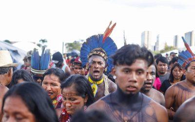 Vitória da APIB e dos povos indígenas no STF