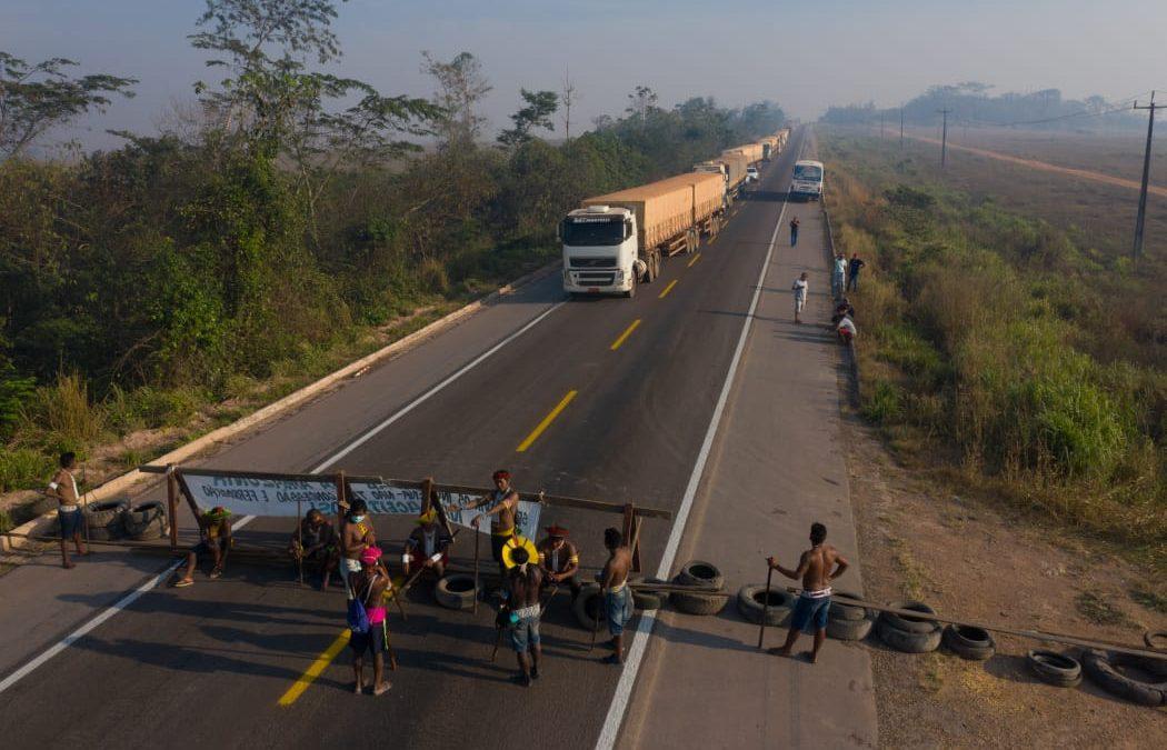 Juíza federal em Itaituba reconsidera decisão e convoca audiência de conciliação para resolver impasse entre Kayapó Mekragnotire e governo