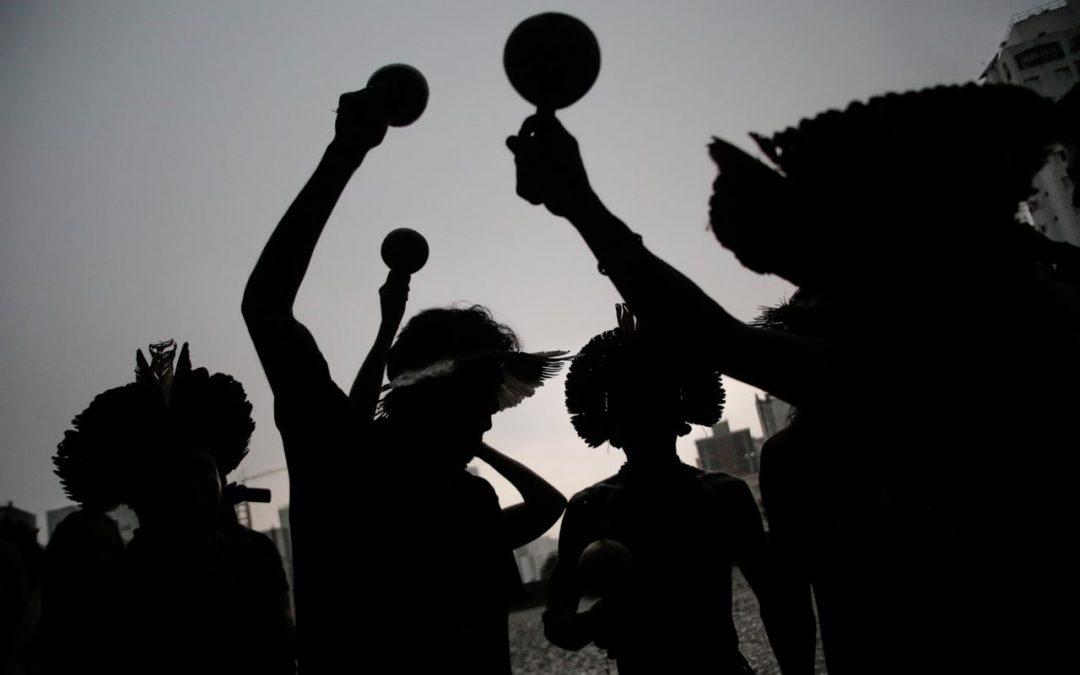 Solidariedade aos povos indígenas do Nordeste e repúdio aos ataques a seus direitos territoriais. Contra as irresponsabilidades do judiciário e da Funai