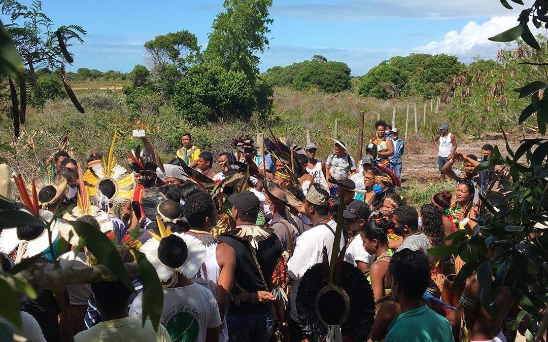 Pataxó Resite: Comunidade Novos Guerreiros recorre ao STF contra reintegração de posse