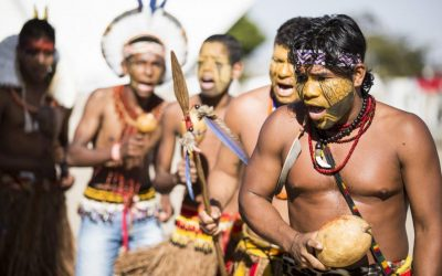 Vitória Pataxó: Justiça suspende reintegração de posse na Bahia