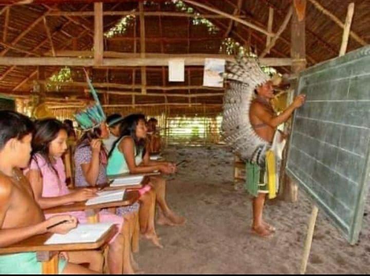 Povos indígenas do Paraná repudiam retrocessos na educação escolar
