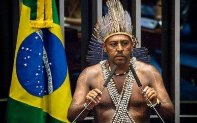 Apib vai ao TSE em favor do Cacique Marcos Xukuru, eleito prefeito de Pesqueira (PE)