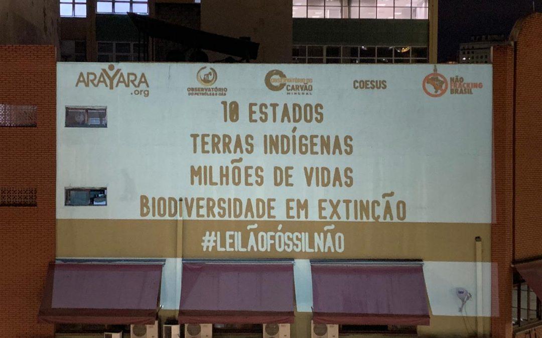 Exploração de combustíveis fósseis ameaça povos indígenas e meio ambiente