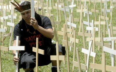ARTIGO: O genocídio indígena atual