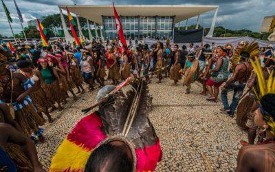 STF suspende reintegração de posse de área integrada à demarcação da Terra Indígena Tupinambá de Olivença