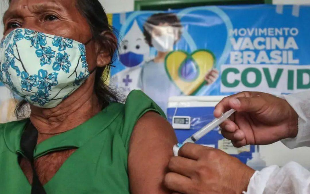 Pela vida de todos os povos indígenas do Amazonas: vacinação para todos!