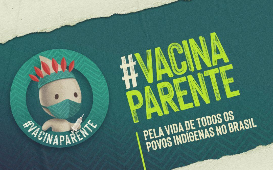 Manifesto pela Vida: Vacinação para todos os povos indígenas no Brasil!