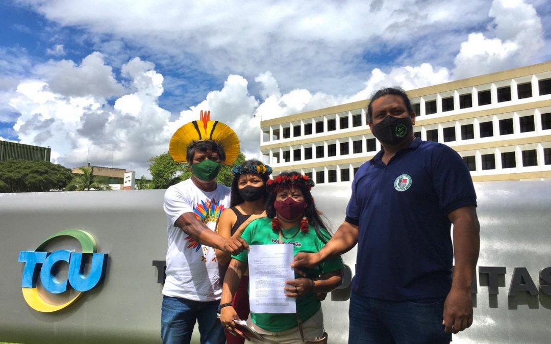 Povos Kayapó e Munduruku cobram direito de consulta prévia no TCU sobre projeto da Ferrovia Ferrogrão