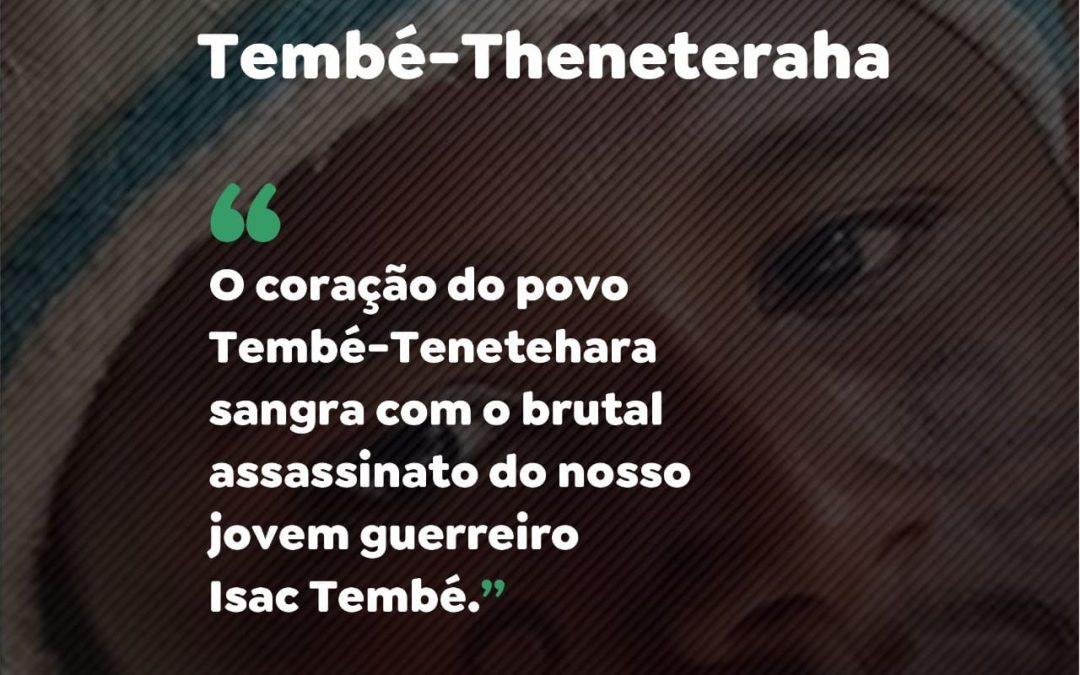 Nota Pública do Povo Tembé-Theneteraha