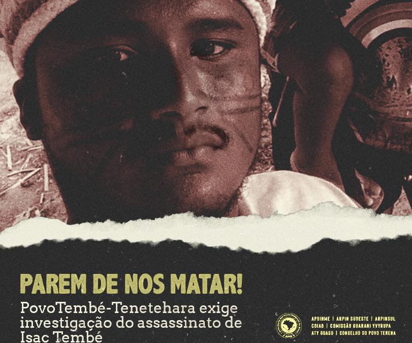 2ª Nota pública do povo Tembé-Theneteraha