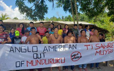 Em resposta à APIB e Amazon Watch, Anglo American não descarta mineração em terras indígenas