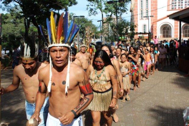 Mobilização indígena contra o racismo!