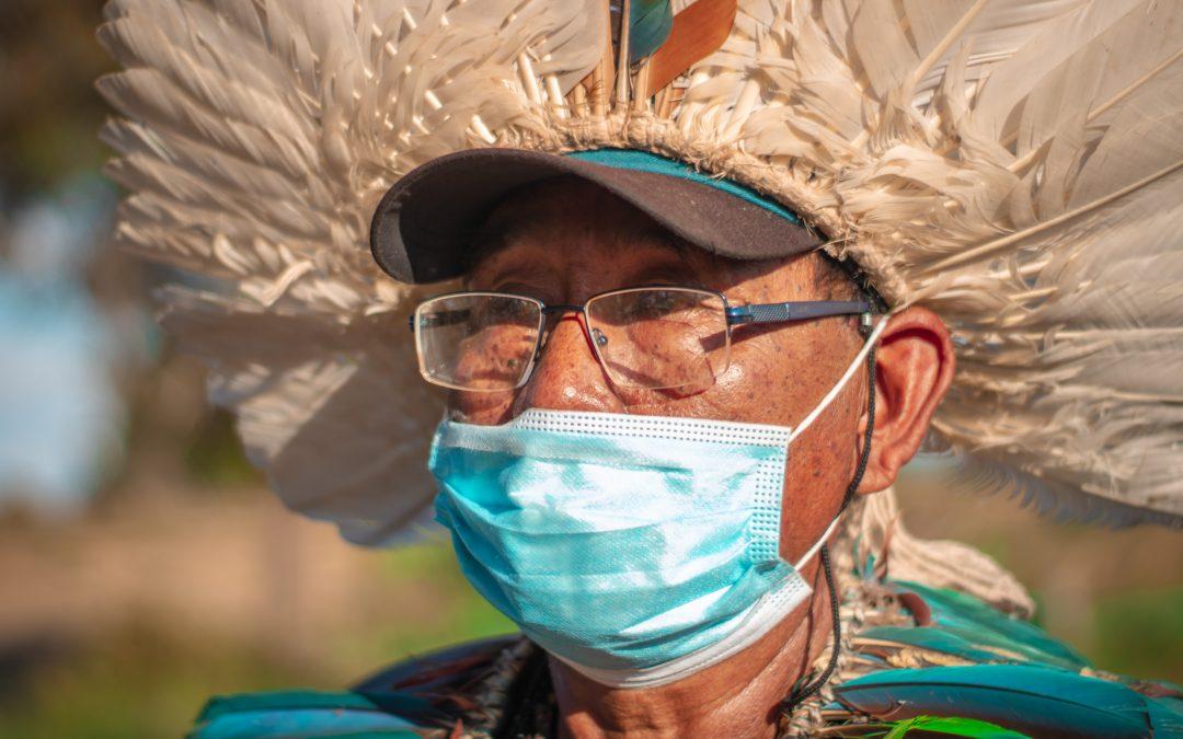 Saúde indígena recomenda remédio de piolho para Covid-19