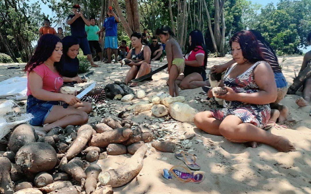 Povo Arara, da T.I. Cachoeira Seca, lança campanha em defesa de direitos territoriais