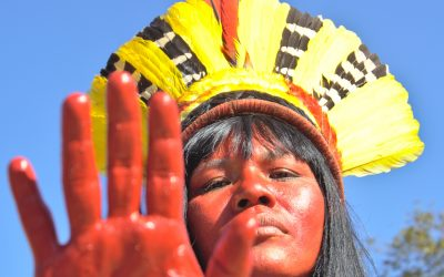 UNION AND FIGHT OF INDIGENOUS PEOPLES AGAINST VIRUSES THAT KILL US
