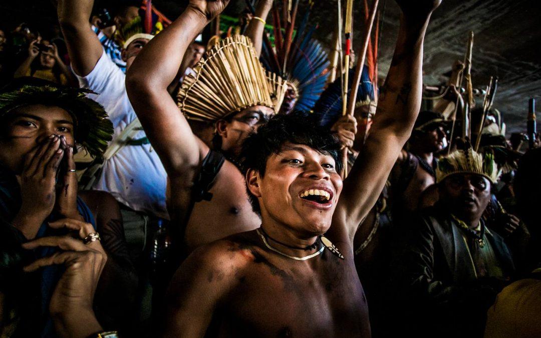 VITÓRIA! STF suspende desocupação de terra da Comunidade Indígena Tupinambá
