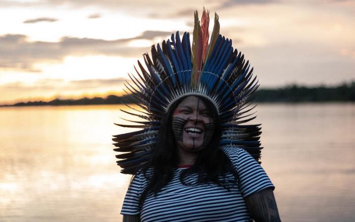 Sonia Guajajara é nossa força e nossa voz