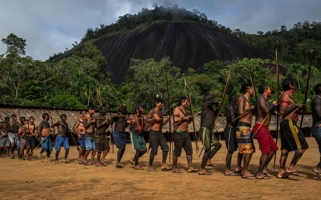 Carta de repúdio à visita do Presidente Jair Bolsonaro à Terra Indígena Yanomami no Alto Rio Negro