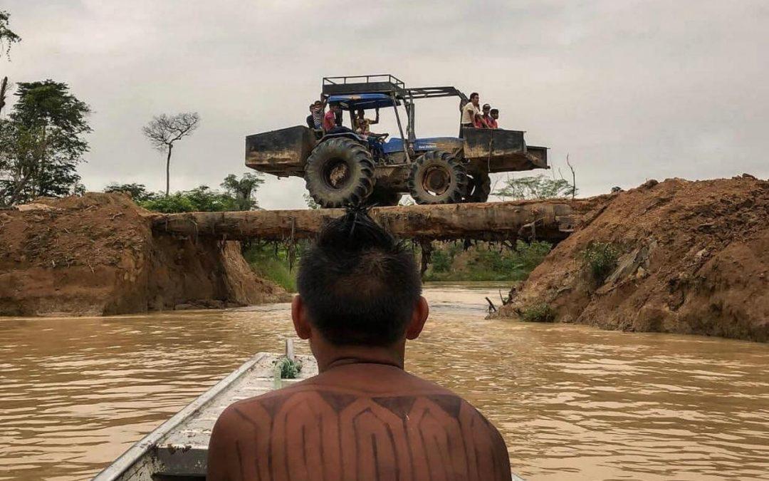 Lideranças munduruku estão sob ataque de garimpeiros no Pará