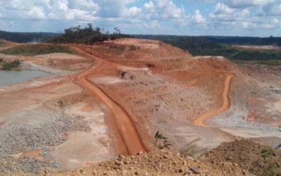 MPF recomenda suspensão de atividades em barragem com vazamento no território dos waimiri atroari