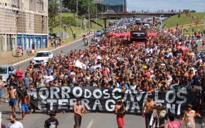 Justiça determina que Bolsonaro finalize, em 30 dias, demarcação da TI Morro dos Cavalos