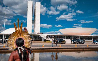 Exigimos o fim da agenda anti-indígena no Congresso!