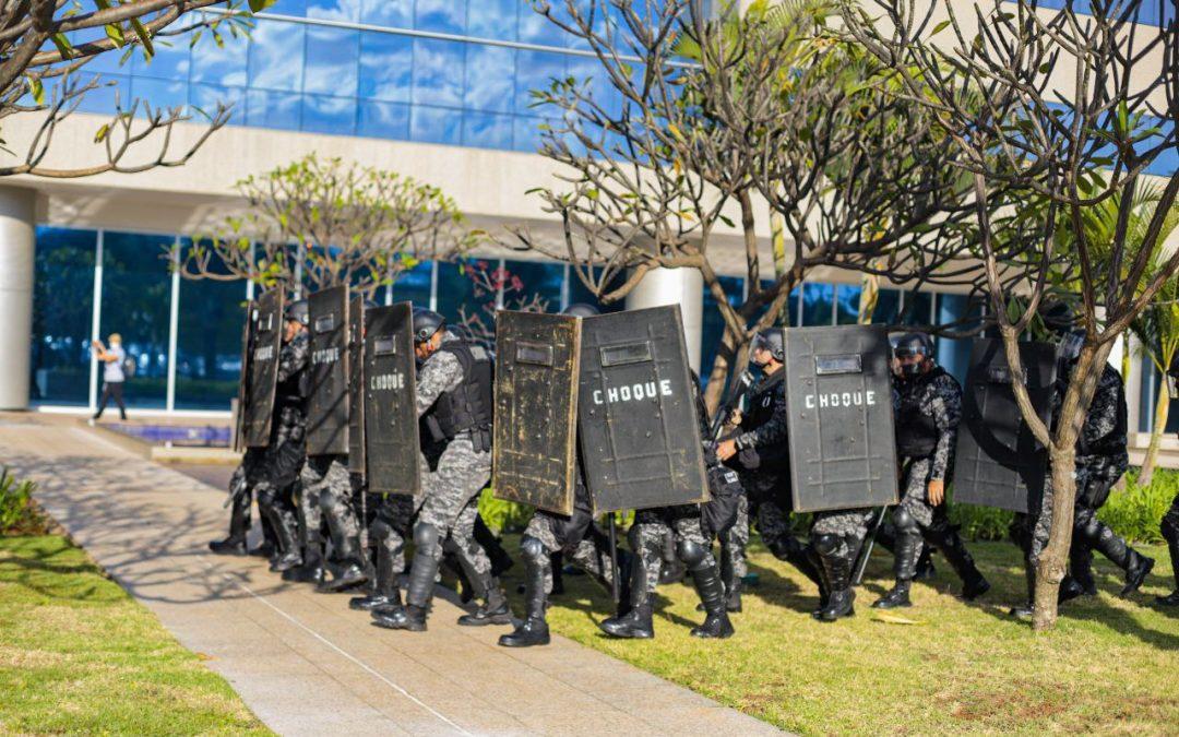 Nota da Apib sobre a repressão contra manifestação pacífica em frente a sede da FUNAI