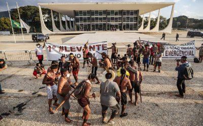 Após mobilização dos povos indígenas, STF retoma julgamento que define o futuro das demarcações no país