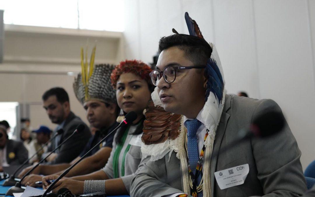 APIB leva para Comissão Interamericana denúncias para evitar novo massacre aos povos Munduruku, Yanomami e Guajajara