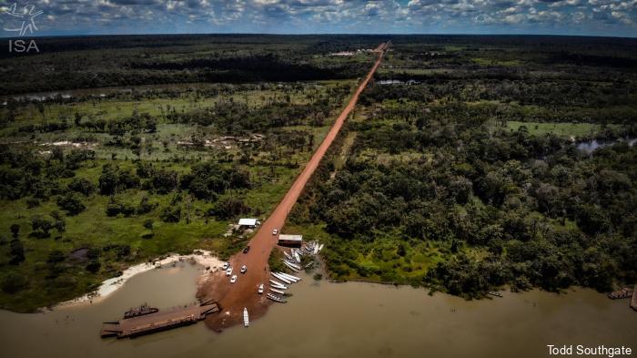 Ferrogrão é modelo de retrocesso na Amazônia