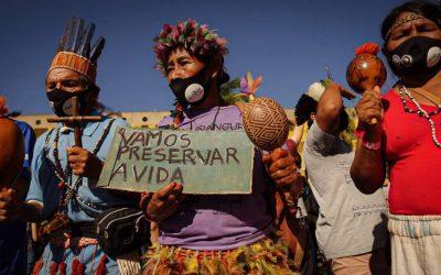 Ante la ONU, Apib y Cimi denuncian medidas anti-indígenas y cuestionan al gobierno brasileño
