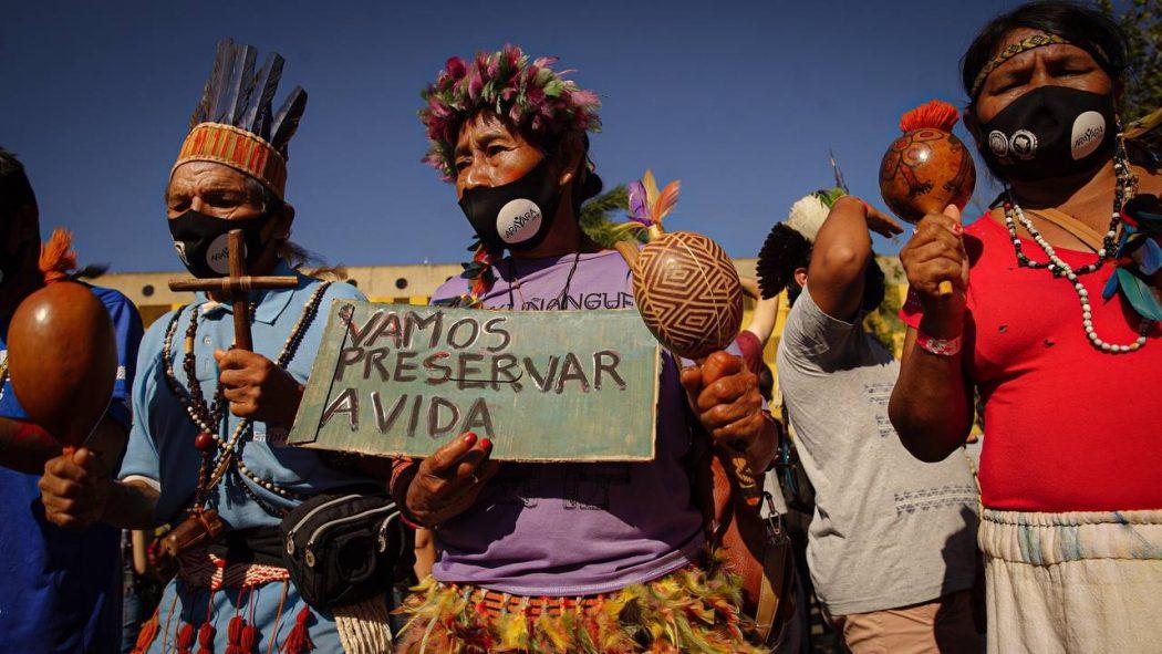 Na ONU, Apib e Cimi denunciam medidas anti-indígenas e questionam governo brasileiro
