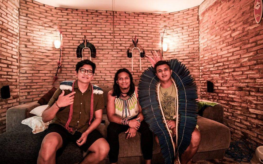Comunicadores Indígenas lançam programa no YouTube: Fala Mídia Índia