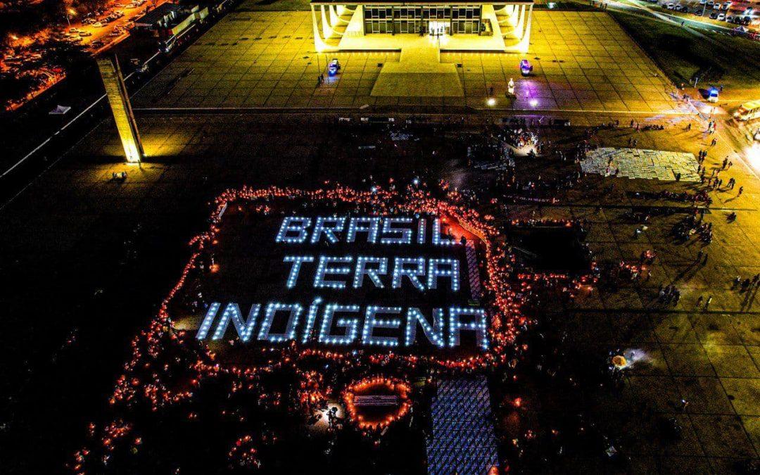 El Campamento Lucha por la Vida es ya la mayor movilización nacional de los pueblos indígenas en la historia de Brasil. ¿Y qué significa esto?