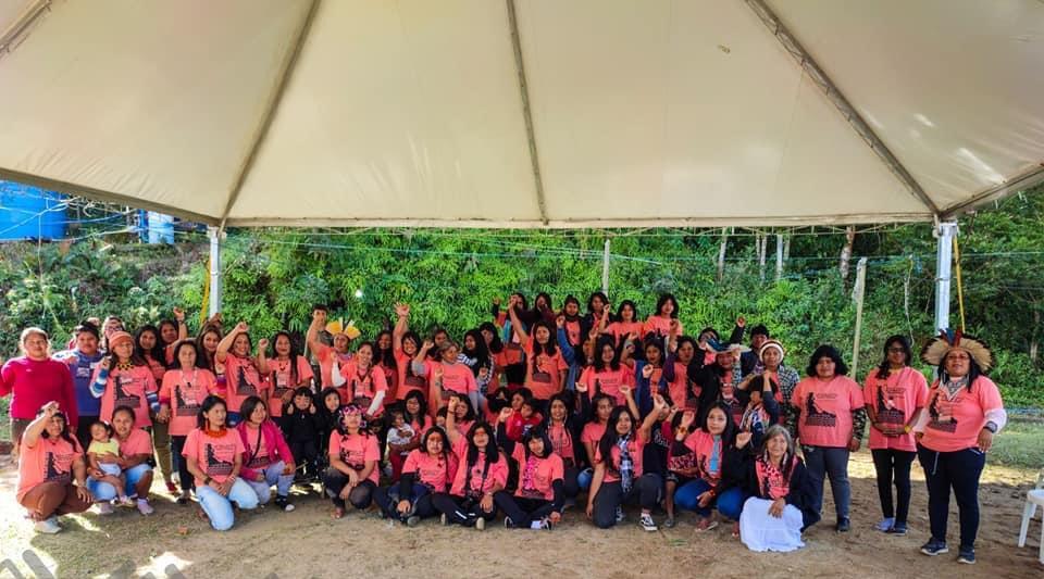A Luta da mulher Guarani na defesa dos territórios