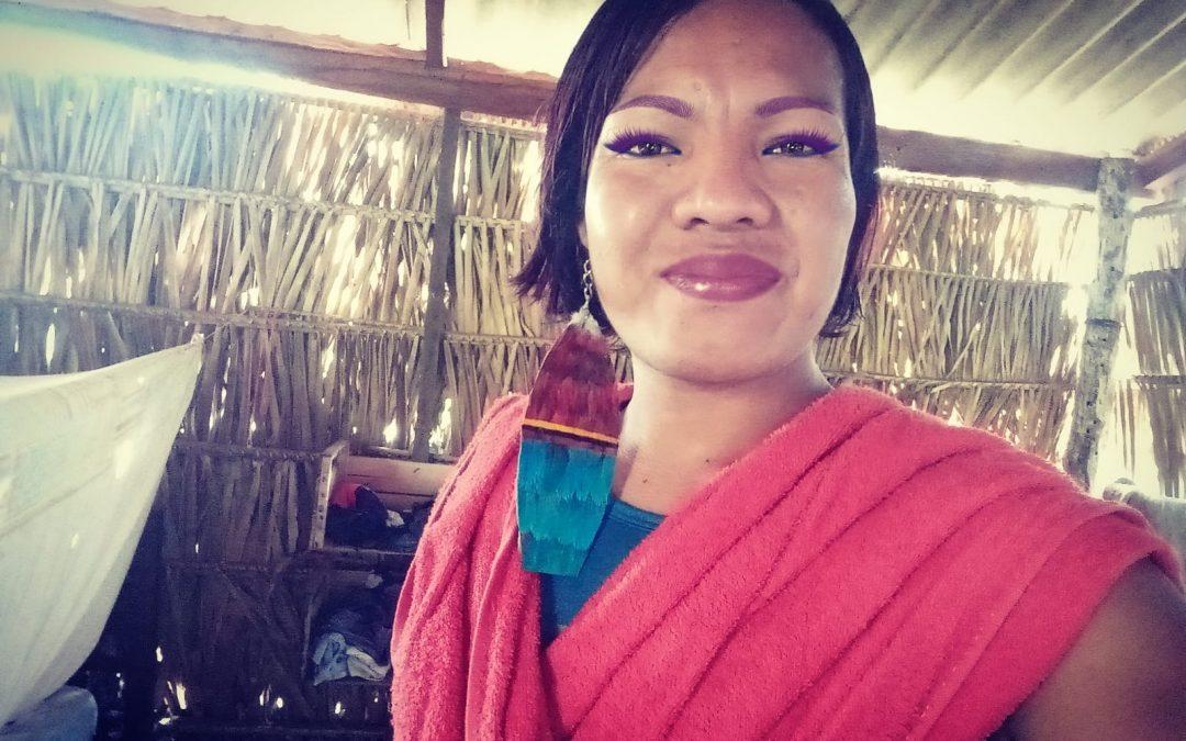 Majur Traytowu se torna a primeira Mulher Transexual Cacica do Povo Boe Bororo em Mato Grosso