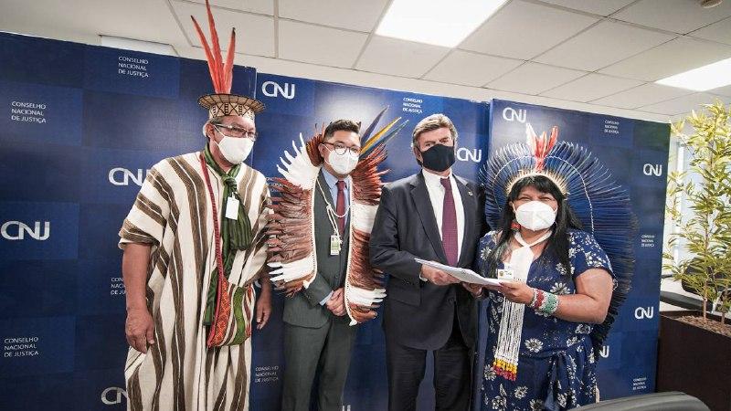 CNJ e Enfam formaliza Rede de Altos Estudos em Direitos Indígenas