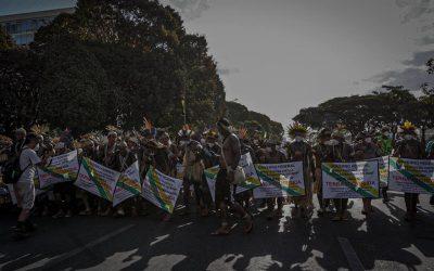 Com manifestações da ONU e OEA contra marco temporal, povos indígenas ganham reforços internacionais de peso
