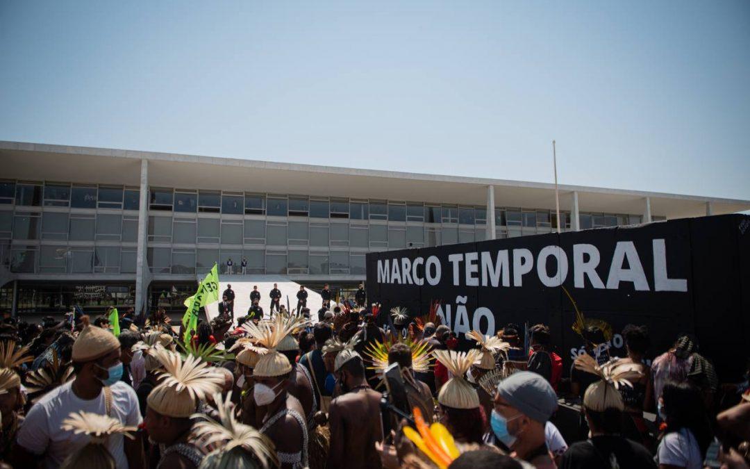 Mobilização Permanente: Indígenas seguem em luta na capital federal e nos territórios
