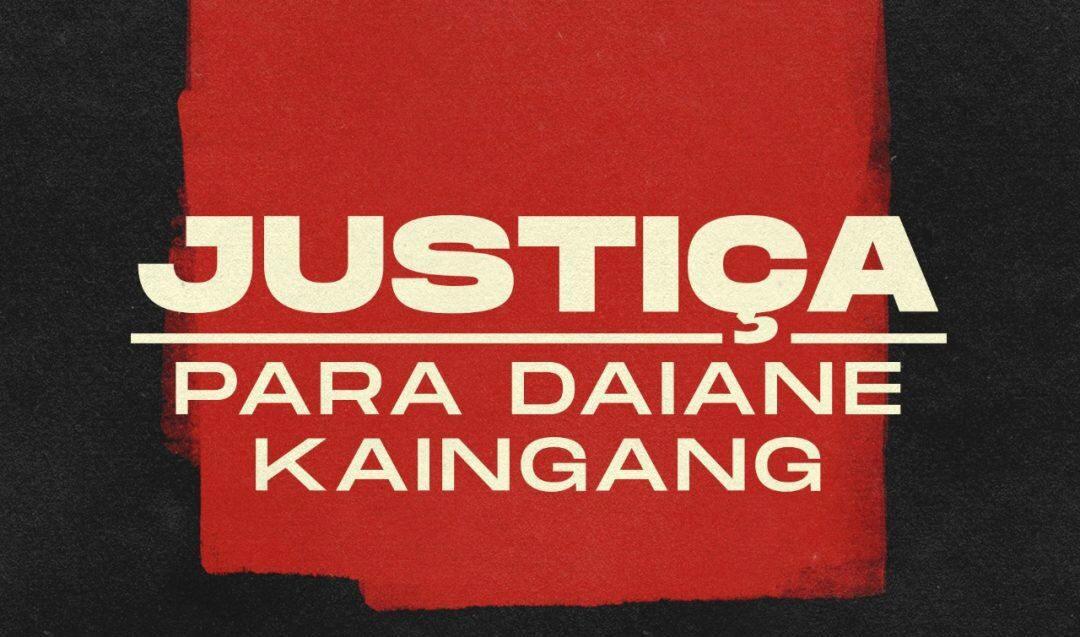 Ministério Publico denuncia homem por estupro e morte da adolescente indígena Daiane Kaingang